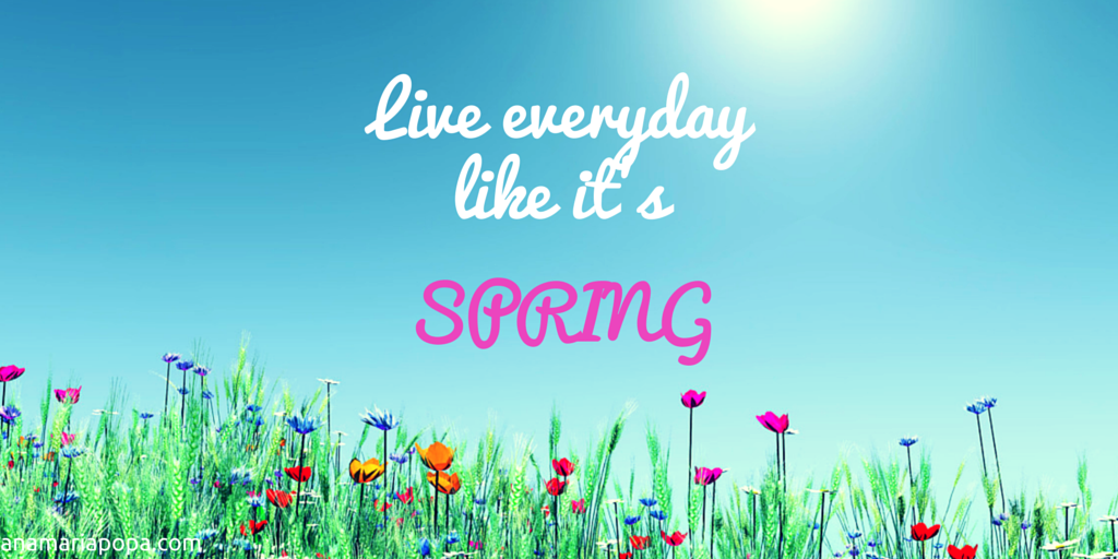 10 lovely quotes about spring ana maria popa
